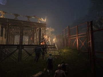 Coop Night Of The Dead Zombies Pieges Massacre