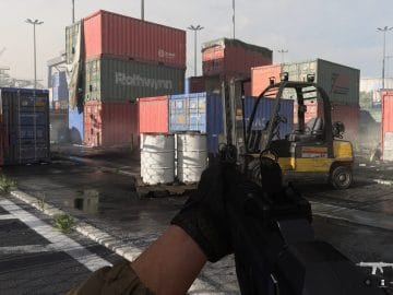 Record Kills Map Shipment Cod Modern Warfare Multijoueur Ouistitoche