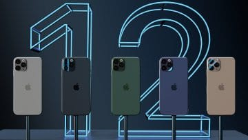 Le Iphone 12 est le premier smartphone de Apple compatible 5G